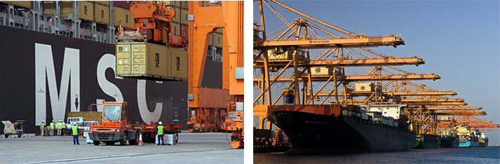 port of salalah improves container productivity 26 percent