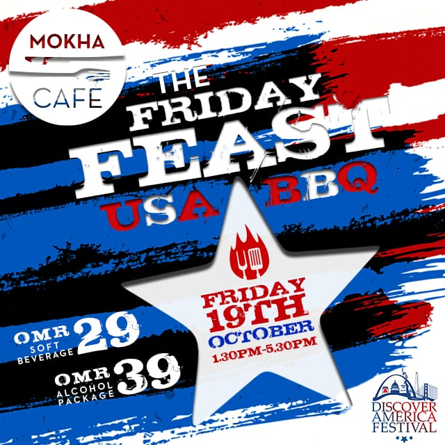 The Friday Feast USA BBQ – October 19